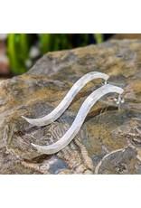 "Balaam Design ""S"" Earrings"