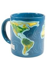 The Unemployed Philosophers Guild Climate Change Mug