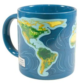 The Unemployed Philosophers Guild Climate Change Mug