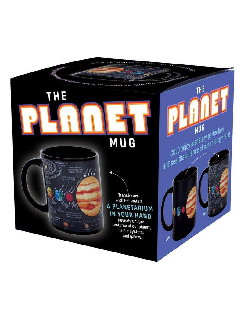 The Unemployed Philosophers Guild Planet Mug