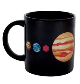 The Unemployed Philosophers Guild Planet Mug