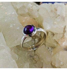Amethyst Ring 6
