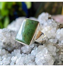 Mystic Earth Gems Jade Ring 11