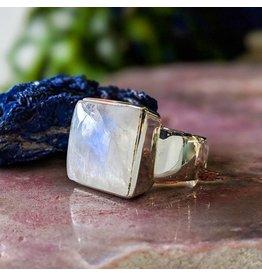 Moonstone Ring 11