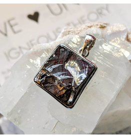 Mystic Earth Gems Shungite Pendant