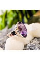 Sanchi and Filia P Designs Amethyst Ring 8