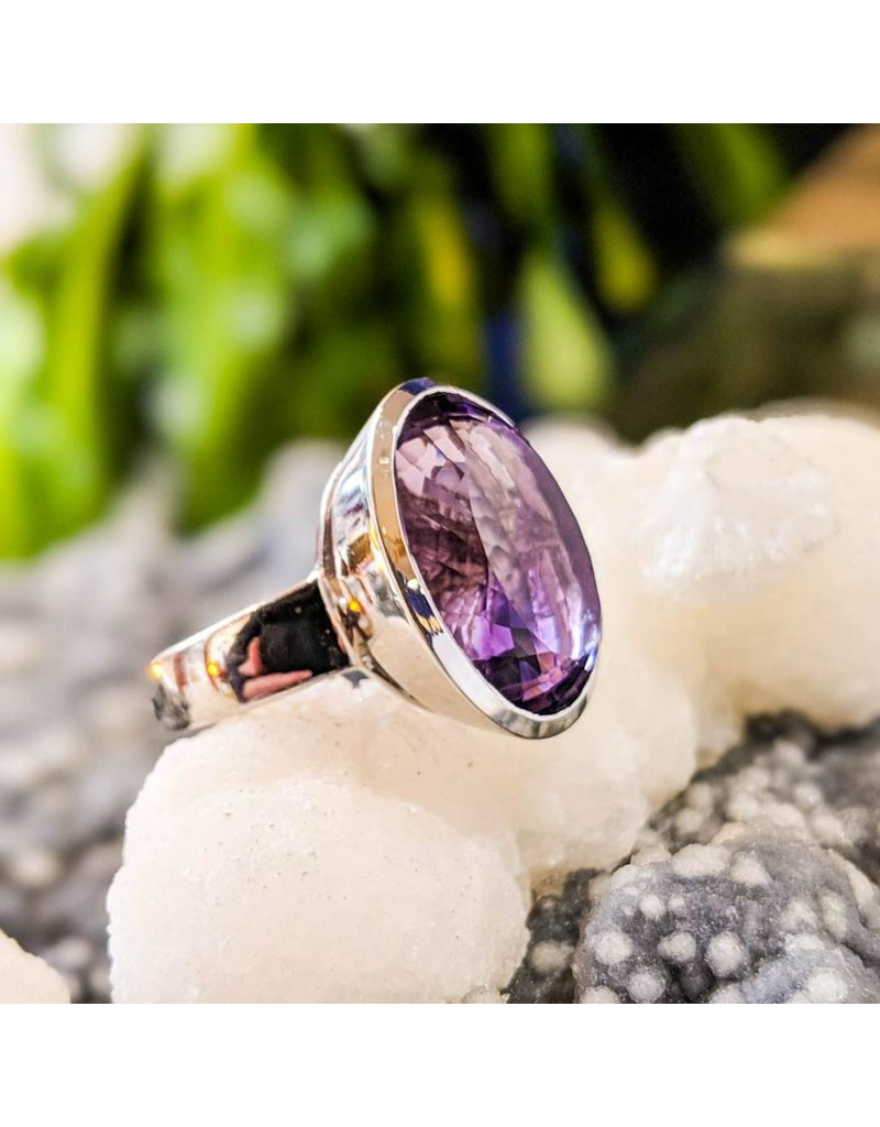 Sanchi and Filia P Designs Amethyst Ring 8