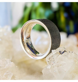 Bora Jewelry Oxidized Silver Ring 10