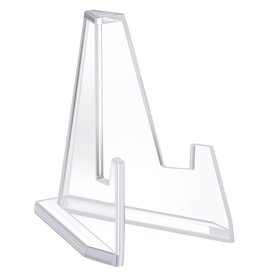"Acrylic ""V"" Easel Stand 57mm"