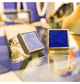 Bora Jewelry Lapis Lazuli Cufflinks