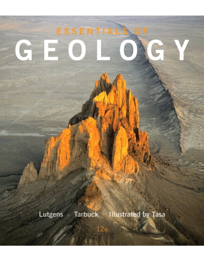 Essentials of Geology Used Paperback Book