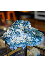 Calcite Okenite Celadonite 165x135x80mm 931g India