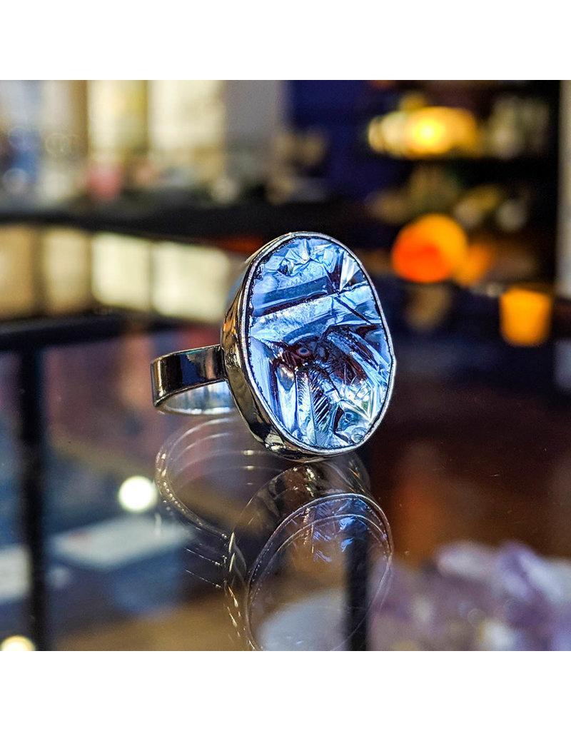 Sanchi and Filia P Designs Silicon Ring