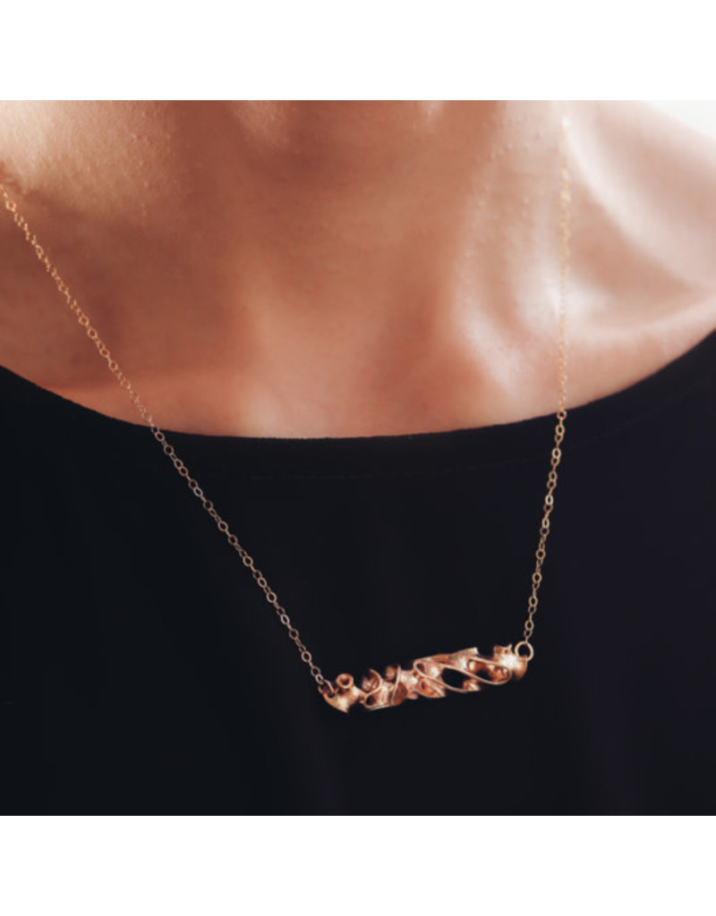 Nervous System Minima Pendant with Chain