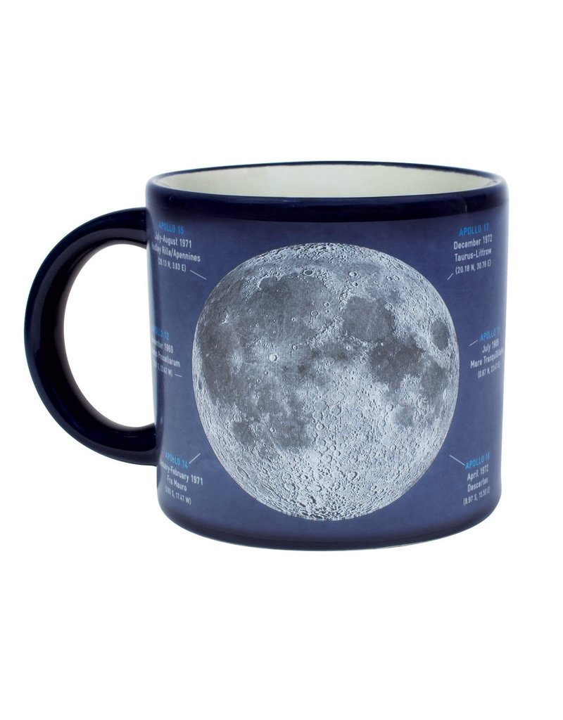 The Unemployed Philosophers Guild Moon Mug