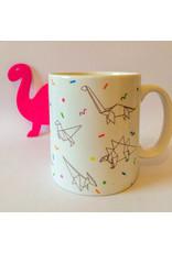 ThriftBoxUK Dinogami Mug