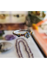 Ambica New York Blue Topaz London Blue Topaz Ring 6