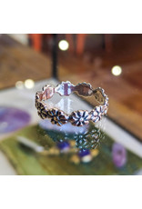 Ambica New York Medium Flowers Ring
