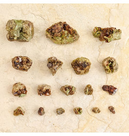 Grossular Garnet Epidote Coyote Ridge California