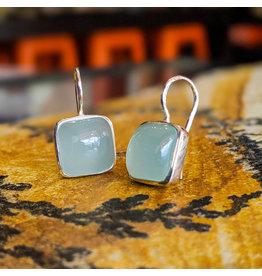 Chalisa Jewelry Chalcedony Earrings
