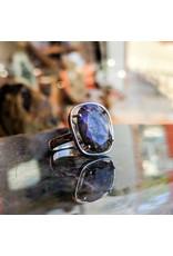 Chalisa Jewelry Labradorite Ring
