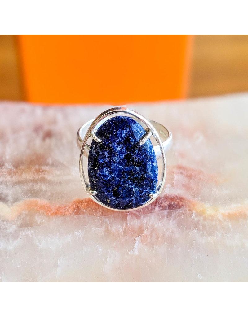 Lapis Lazuli Ring 7