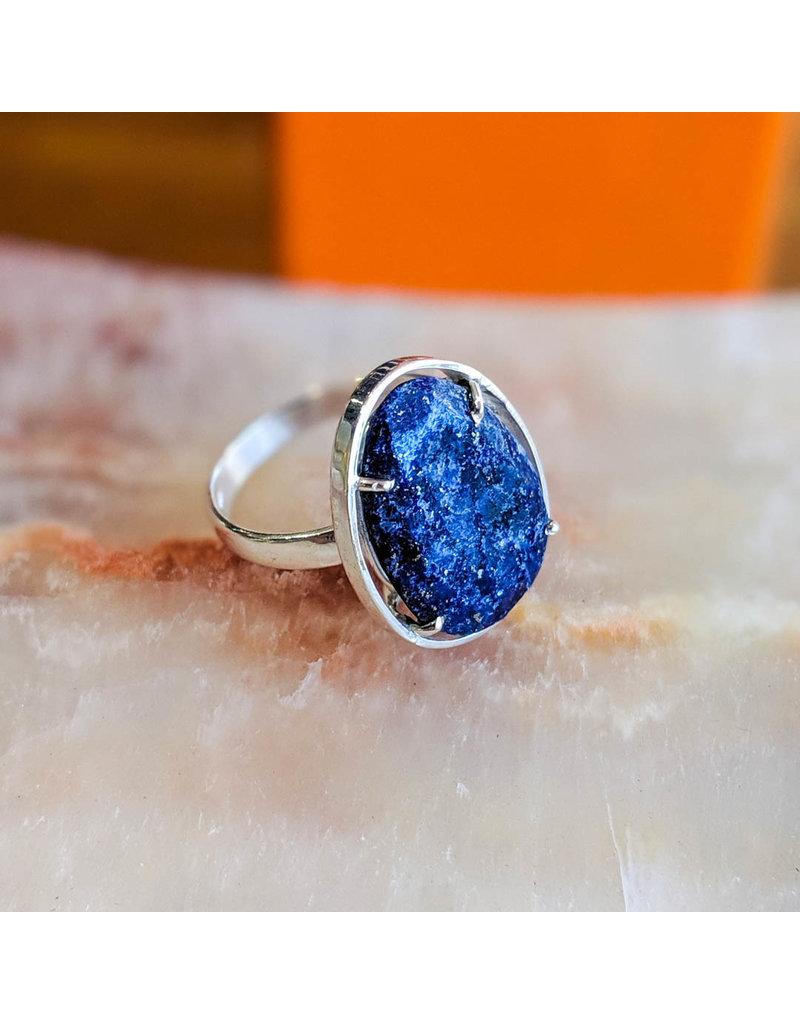 Chalisa Jewelry Lapis Lazuli Ring 7
