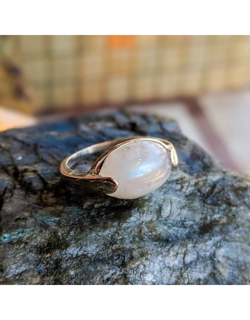 Moonstone Ring 7