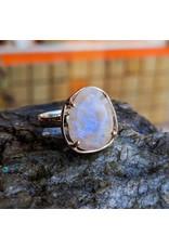 Chalisa Jewelry Moonstone Ring 8