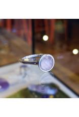 Chalisa Jewelry Rose Quartz Ring