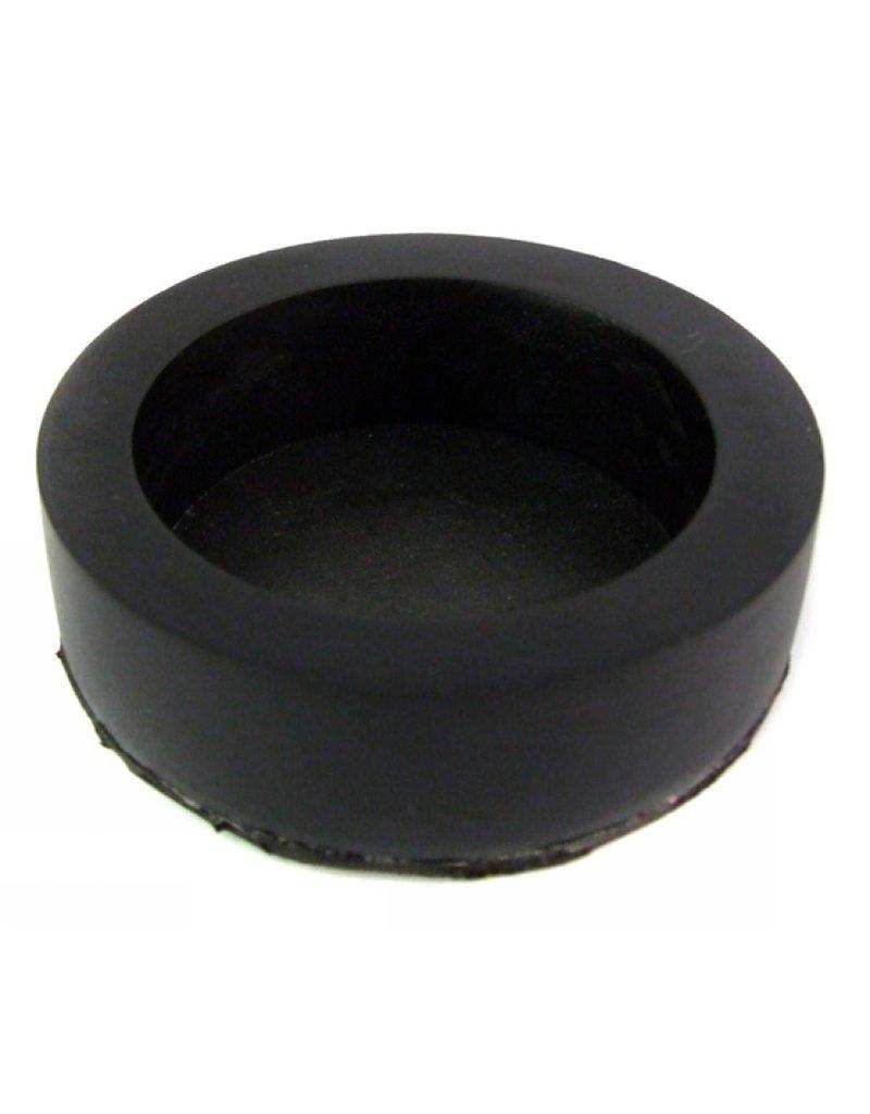 Black Wood Sphere Stand 63mm