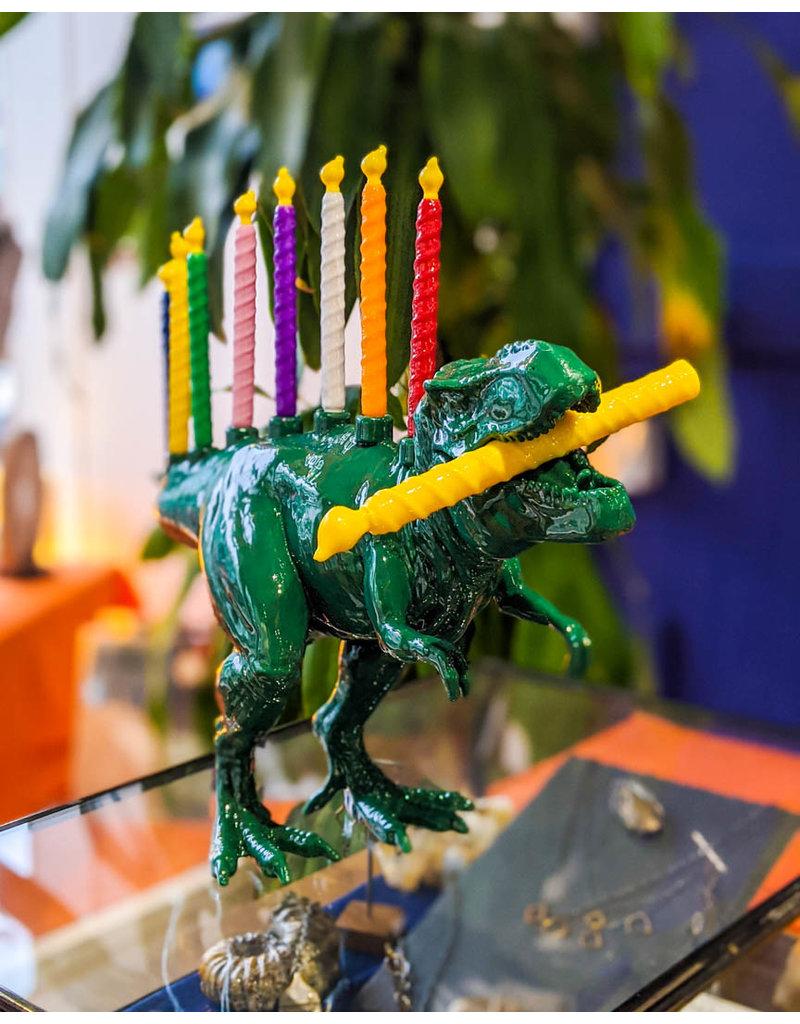 Monka! Goods Menorahsaurus Rex
