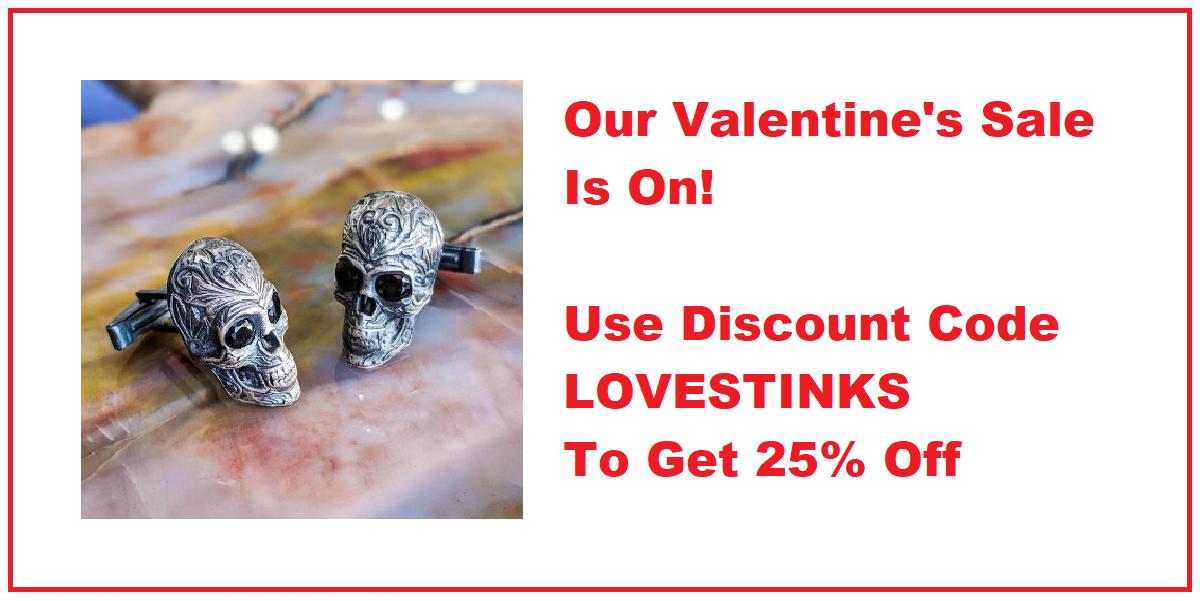 Valentine's Sale!