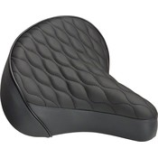 Dimension Dimension Quilted Cruiser Saddle Black