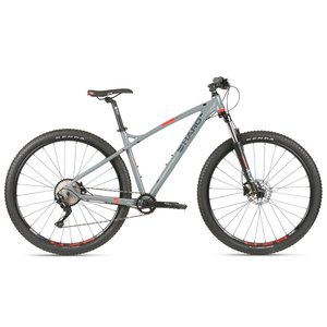 Haro Haro Double Peak 29 Comp 2019, Cool Grey