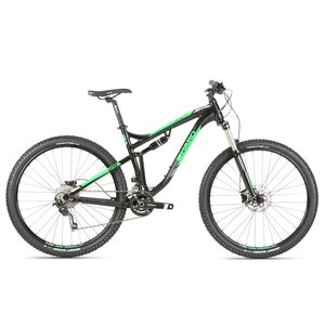 "Haro Haro Shift S3 29"" 2019, Black / Neon Green"