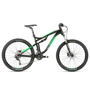 "Haro Haro Shift S3 27.5"" 2019, Black / Neon Green"
