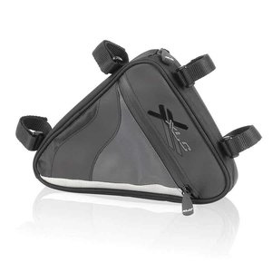 XLC XLC, BA-S45 DLX Frame Bag Triangle 20X5X22cm, 1,7 L Black