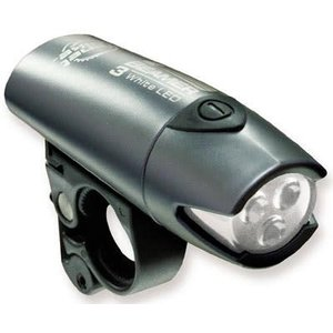 PLANET BIKE Planet Bike Beamer 3 Headlight: Black