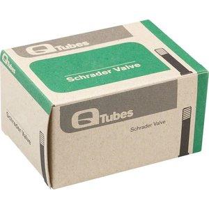 """Q-Tubes Q-Tubes 20"""" x 2.1-2.3"""" Schrader Valve Tube 152g *Low Lead Valve*"""