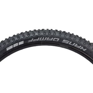 Schwalbe Schwalbe Hans Dampf Tire 27.5 x 2.35, Folding Bead, Performance Line, Addix Performance Compound, Tubeless Easy, Black
