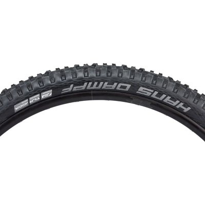 Schwalbe Schwalbe Hans Dampf Tire 27.5 x 2.35, Folding Bead, Performance Line, Addix Performance Compound, Tubeless Easy, Black