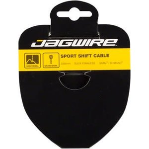 Jagwire Jagwire Sport Derailleur Cable Slick Stainless 1.1x2300mm SRAM/Shimano