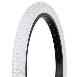 EVO EVO, MX Trident, Tire, 16''x1.75, Wire, Clincher, 27TPI, White