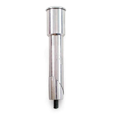 "EVO EVO, Threadless stem quill adaptor, Fits 28.6mm (1-1/8"") stem to a 22.2mm (1"") steer tube"