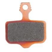 Avid Avid, Elixir, DB, Level, Level T, Level TL Disc brake pads, Sintered metal, Steel back plate, pair