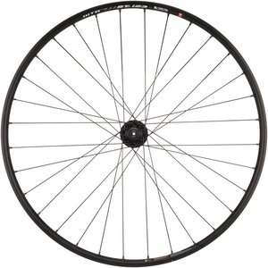 "Quality Wheels Quality Wheels Mountain Disc Front Wheel 29"" 100mm QR SRAM 406 6-bolt / WTB ST i23 Tubeless Black 32h"
