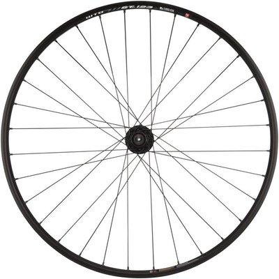"Quality Wheels Quality Wheels Mountain Disc Rear Wheel 29"" 135mm QR SRAM 406 6-bolt / WTB ST i23 Tubeless Black 32h"