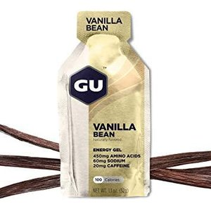 GU GU Energy Gel: Vanilla, single