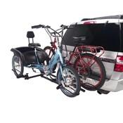 "HOLLYWOOD Sunlite (by Hollywood) Hitch RACK HRT-220, 2 Bike or 1 Trike + 1 Bike, 2"""